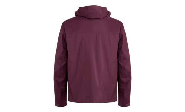 Спортивный костюм FHM Explorer, бордовый/серый, XLL