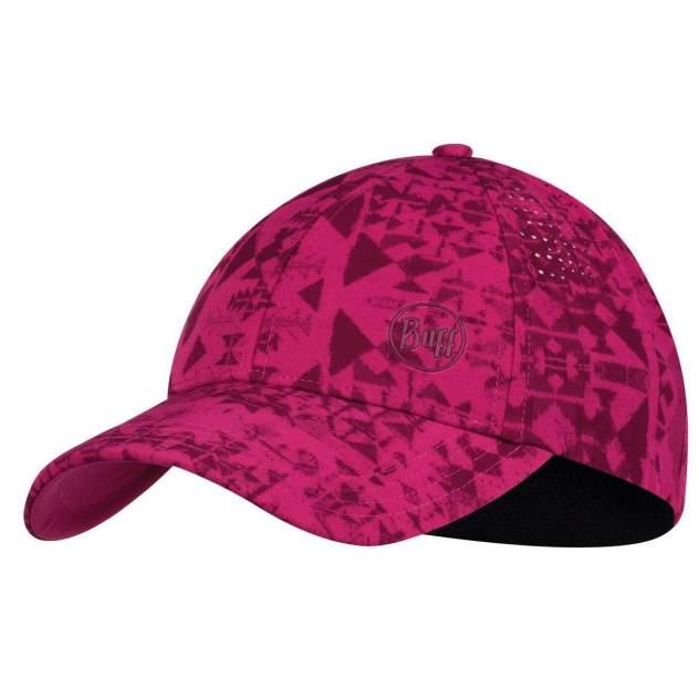 Бейсболка Buff Trek Cap, One Size, azza pink