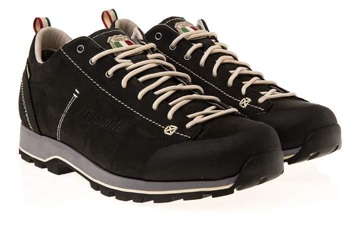 Ботинки Dolomite Cinquantaquattro 54 Low Fg Gtx, black, 7.5 UK
