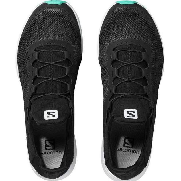 Кроссовки Salomon Amphib Bold W, black/white/electric green, 6 UK