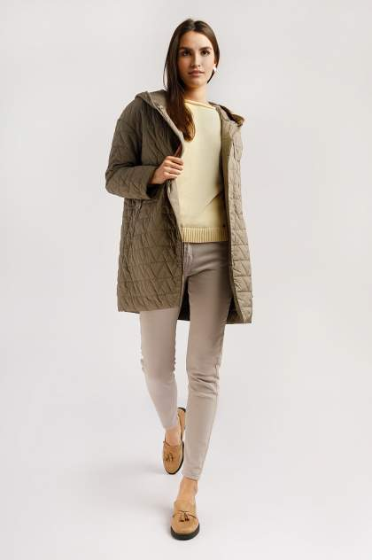 Куртка Finn Flare B20-32063, коричневый