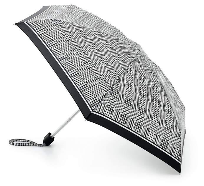 Зонт складной женский механический Fulton L501-2248 черный