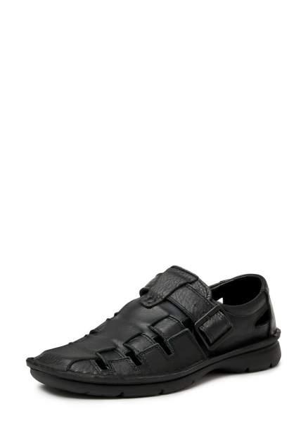 Мужские сандалии Alessio Nesca 111046, черный