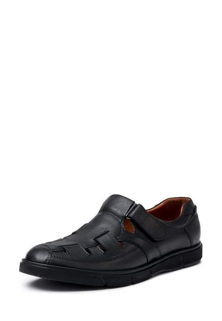 Мужские сандалии Alessio Nesca 111045, черный