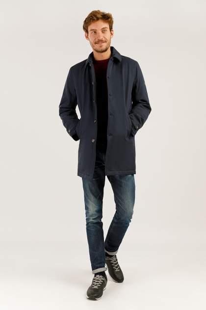 Зимняя куртка мужская Finn Flare A19-21006 темно-синяя L