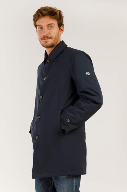 Зимняя куртка мужская Finn Flare A19-21006 темно-синяя M