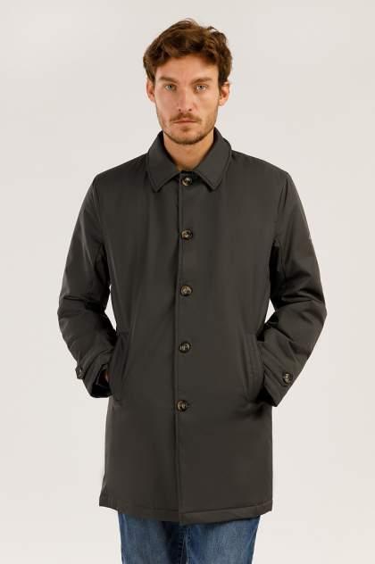 Зимняя куртка мужская Finn Flare A19-21006 темно-серая S
