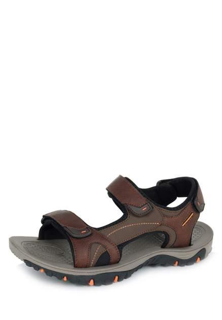 Мужские сандалии T.Taccardi 110508, коричневый