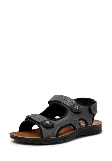 Мужские сандалии T.Taccardi 110504, серый