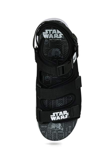 Сандалии мужские Star Wars YT20S-175 черные 42 RU