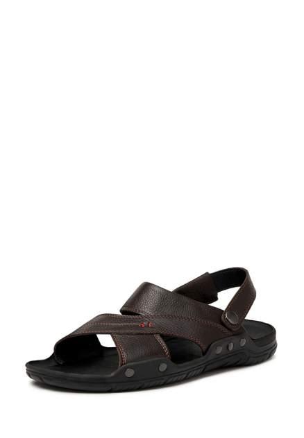 Мужские сандалии Alessio Nesca 110485, коричневый