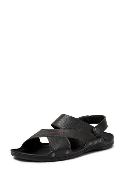 Мужские сандалии Alessio Nesca 110484, черный