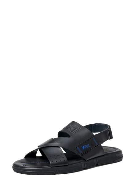 Мужские сандалии Alessio Nesca 110482, черный