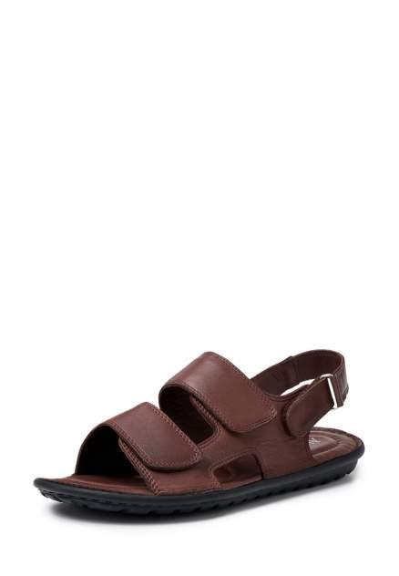 Мужские сандалии Alessio Nesca Comfort 110469, коричневый