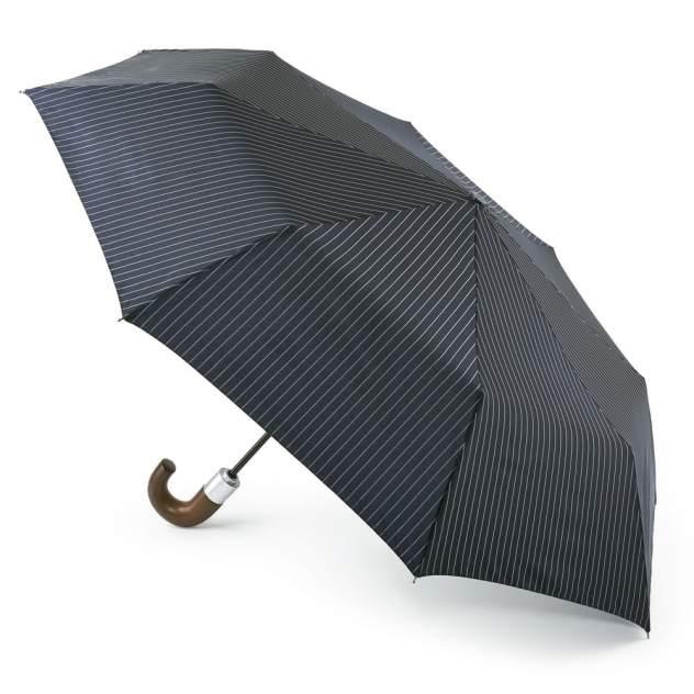 Зонт складной мужской автоматический Fulton G818-2639 синий