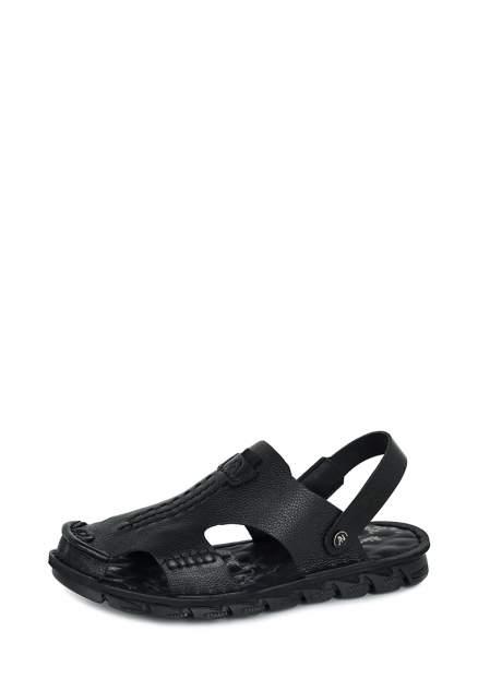Мужские сандалии Alessio Nesca Comfort 110461, черный
