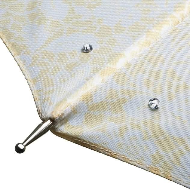Зонт-трость женский механический Fulton L600-2767 бежевый
