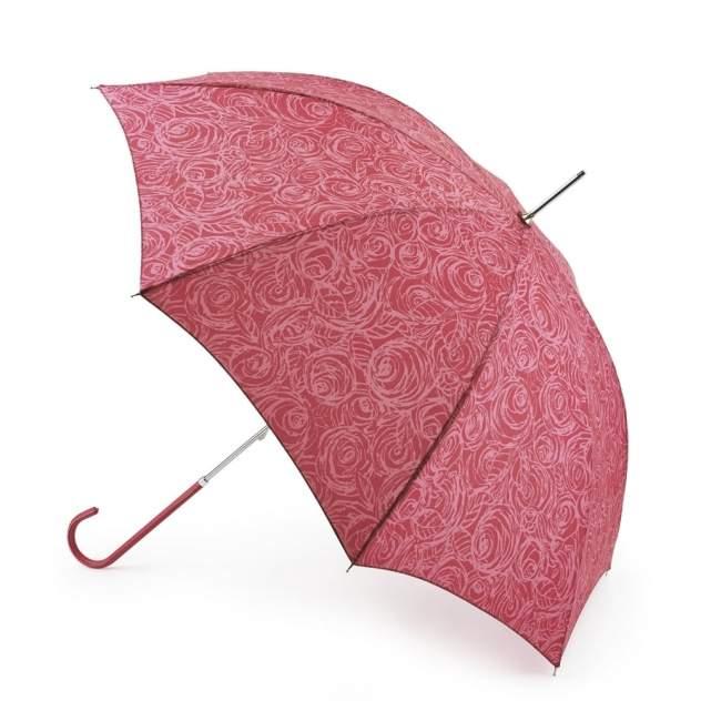 Зонт-трость женский механический Fulton L600-2634 розовый