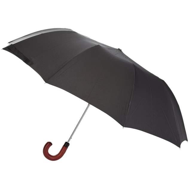 Зонт складной мужской полуавтоматический Fulton G512 черный