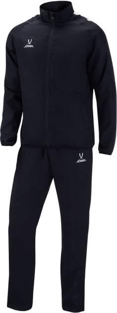 Jögel Костюм спортивный CAMP Lined Suit, черный/черный - S