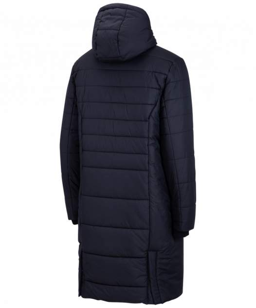 Jögel Пальто утепленное ESSENTIAL Long Padded Jacket, черный - XXL