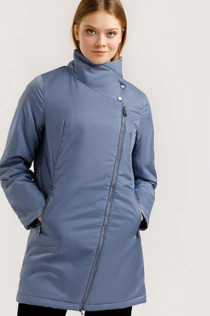 Зимняя куртка женская Finn Flare B20-11099 голубая XL