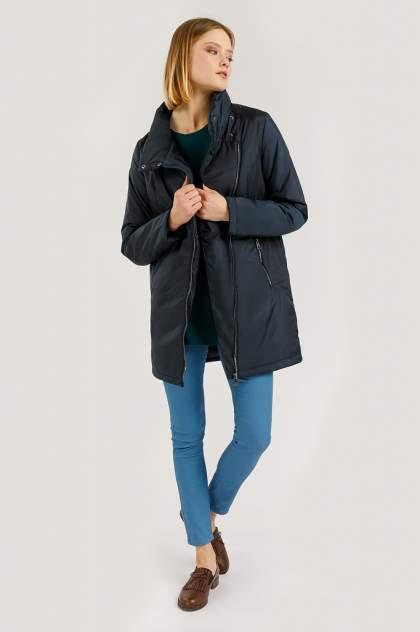 Зимняя куртка женская Finn Flare B20-11099 синяя M