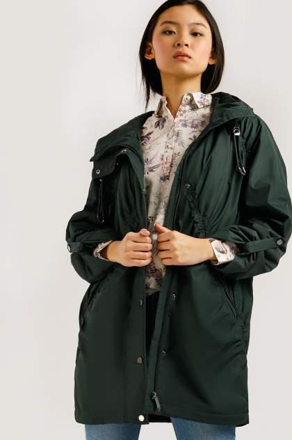 Ветровка женская Finn Flare B20-12027 зеленая XXL