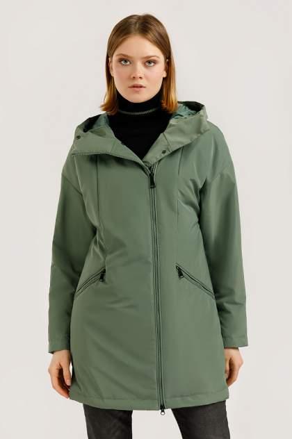 Куртка Finn Flare B20-32002, зеленый