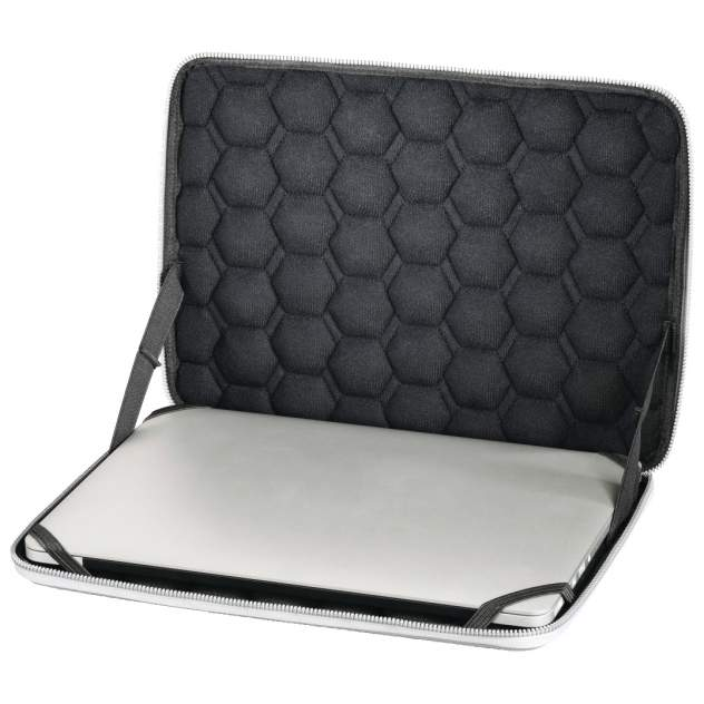 "Чехол для ноутбука 13.3"" Hama Protection серый"
