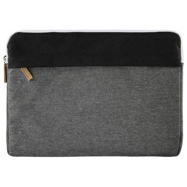 """Чехол для ноутбука 13.3"""" Hama Florence черный/серый"""
