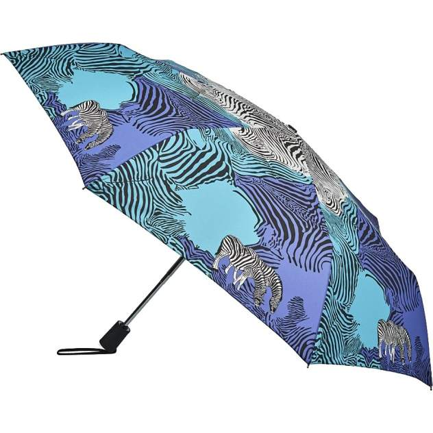 Зонт складной женский автоматический Henry Backer Q2201 красный