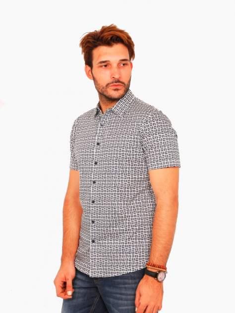 Рубашка мужская Enrico beleno GD30300088 белая XL