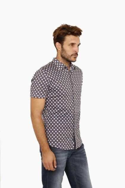 Рубашка мужская Enrico beleno GD30300086 синяя M