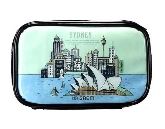 "Косметичка ""Сидней"" The SAEM Enamel pouch 01.Sydney"