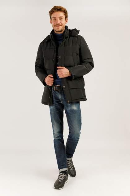 Зимняя куртка мужская Finn Flare A19-21013 черная XXL