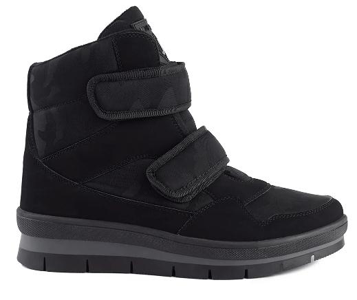 Ботинки мужские Jog Dog 14013UR черные 42 RU