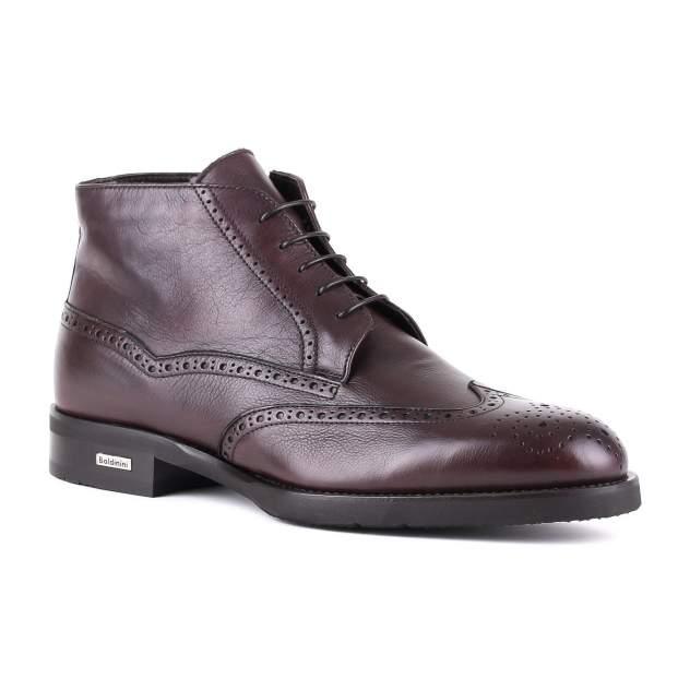 Мужские ботинки Baldinini T0282, коричневый
