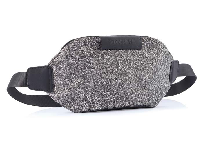"Сумка поясная для планшета до 7"" XD Design Urban Bumbag (P730.062) серый"