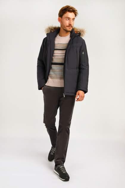 Зимняя куртка мужская Finn Flare A19-22011 темно-серая 3XL