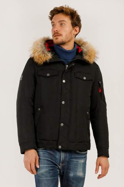 Зимняя куртка мужская Finn Flare A19-22009 черная M