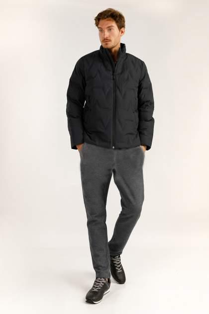 Зимняя куртка мужская Finn Flare A19-42028 черная 3XL