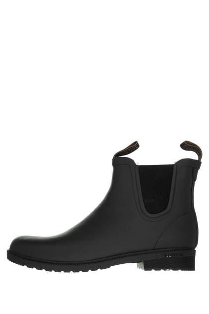 Ботинки мужские TRETORN 473380010 черные 42 EU