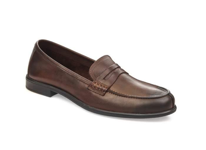 Лоферы мужские El Tempo 35-201-10 коричневые 42 EU