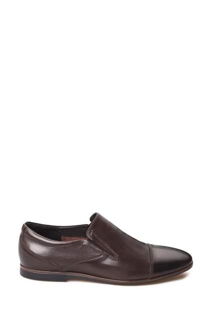 Туфли мужские El Tempo CC191_Z5-031 коричневые 43 EU