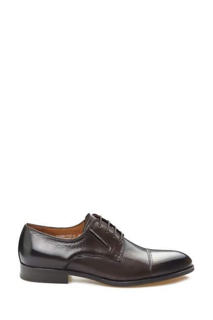 Туфли мужские El Tempo CCH62_BS368-702 коричневые 42 EU