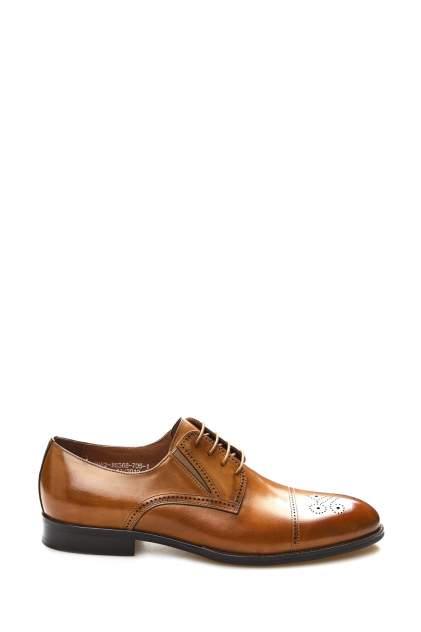 Туфли мужские El Tempo CCH62_BS368-705-1 коричневые 42 EU