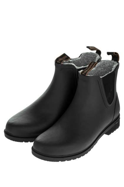 Ботинки мужские TRETORN 473380010 черные 43 EU