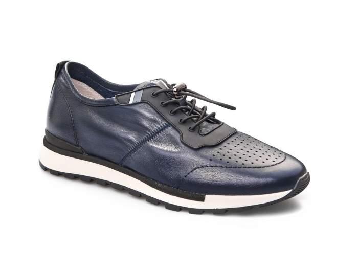 Кроссовки мужские El Tempo CG196_P1375-01 синие 43 EU