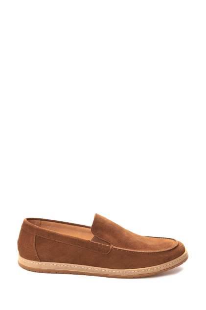 Мокасины мужские El Tempo CRM116_RM9302YC-2 коричневые 44 EU